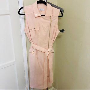 NWT Calvin Klein Pink Dress